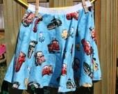 Cars Skirt