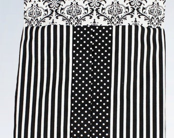 Isabella collection diaper stacker