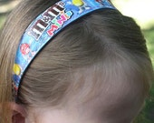 Candy Wrapper Headband M&M minis - Reserved listing for 39retired