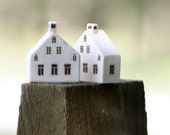 Schoolhouse - Miniature Wood Town