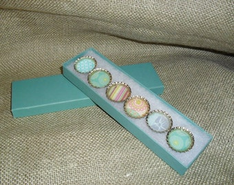 Magnet Gift Set - Blue/Green