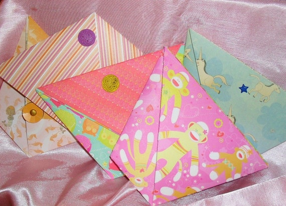 Party Pouches - Another Set Of 5