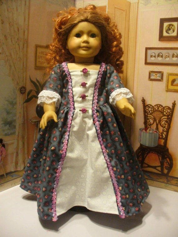 American Girl Colonial style dress