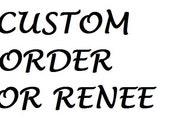 Custom Order for Renee - 2 16 x 16 Muslin Pillow Covers