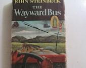 Vintage 1947 book The Wayward Bus by John Steinbeck