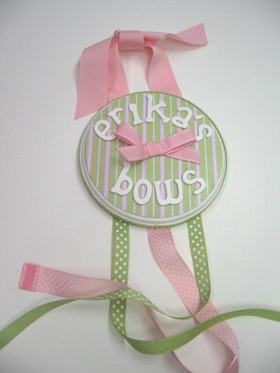 Custom Bow Holder