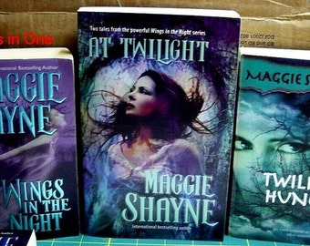 Wings In The Night Series First 11 Books in Series Excellent Condition by Maggie Shayne