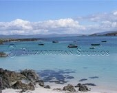 An Iona Landscape -- 8x10 Fine Art Photography