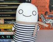 SALE Sailor Ghost softie doll