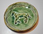 Horse -  Ceramic Dish