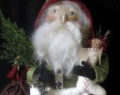 Down the Chimney Santa KIT by cheswickcompany