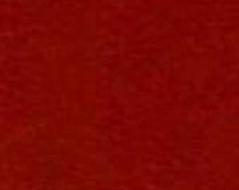 Rustic Crimson Red Woolfelt 12 x 18 inch Piece cheswickcompany