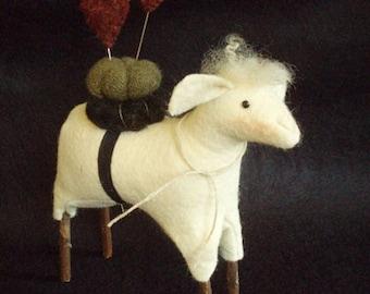 Lamb Pinkeep KIT by cheswickcompany
