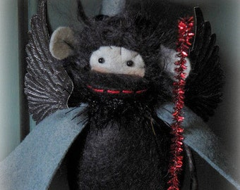 The Flying Monkey E-PATTERN Fifth in the Wizard of Oz Ornament Series by cheswickcompany
