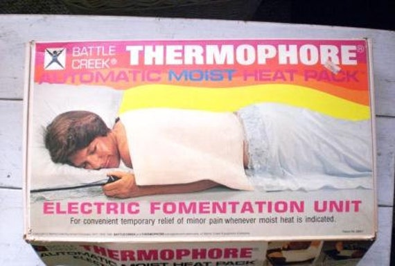 thermophore heating pad instructions