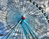 Dallas State Fair - Ferris Wheel 16x20