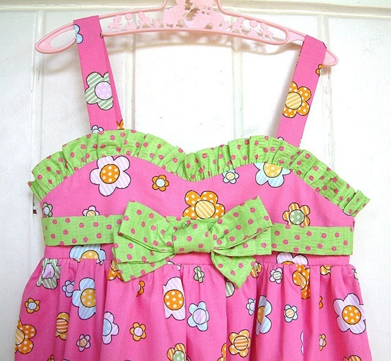 Girls sewing pattern, dress, instant download,  dress top tunic tutorial ebook party dress