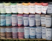 Full Spool Twine 240 yards your choice of 27 colors, you choose one color for 10.99.