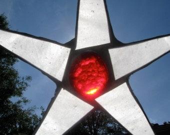 Snow Berry Star
