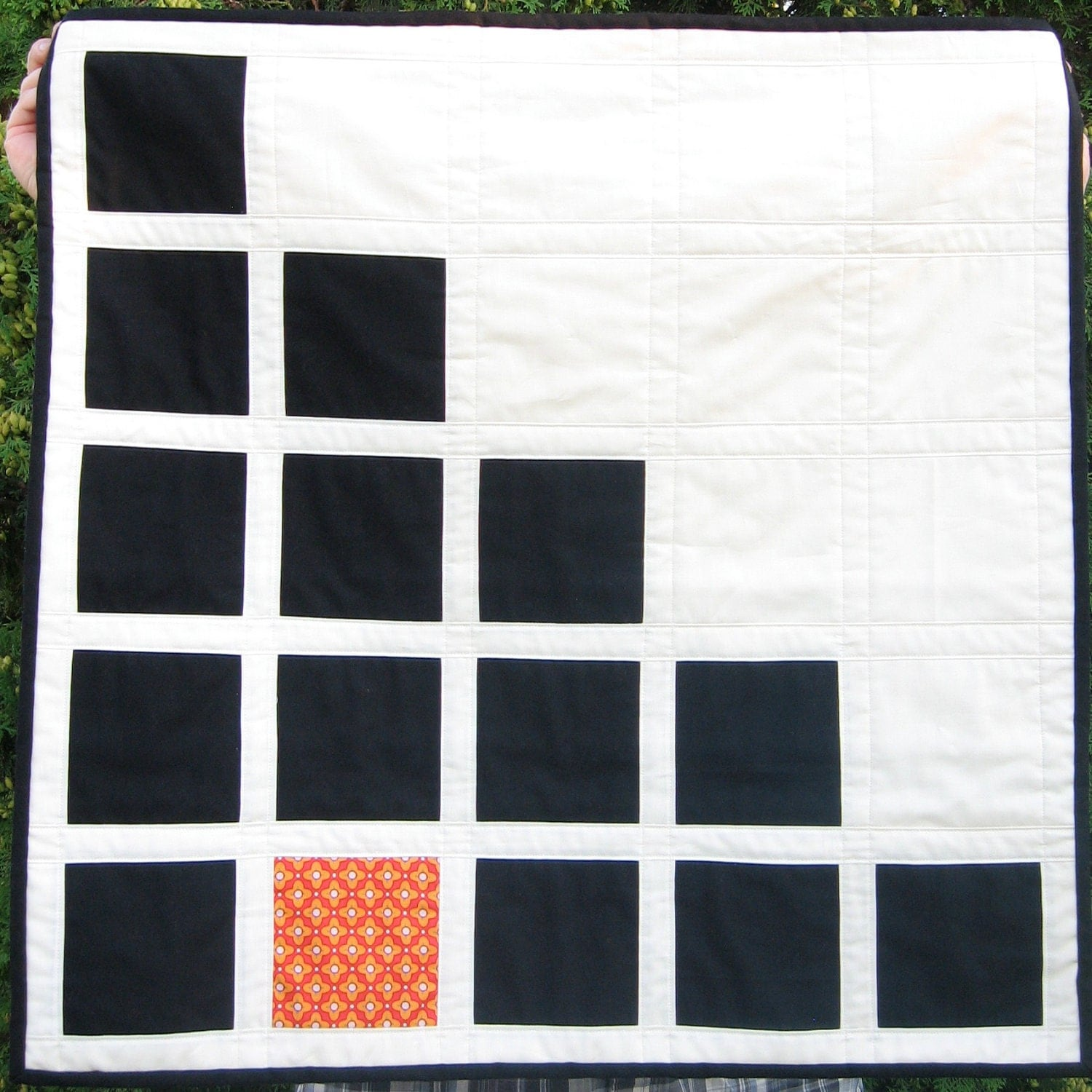 Free Tumbling Block Quilt Pattern | Reference.com Answers