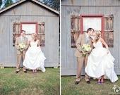 Handmade Wedding Shoes - Handmade Wedding Flowers - Peep Toes - Choose From Over 200 Colors - Choose Your Heel Height - Custom Wedding Shoes