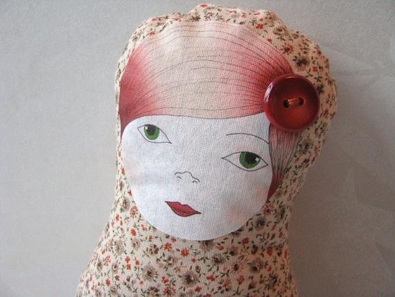 russian nesting doll babushka matryoshka - folk style - ostat