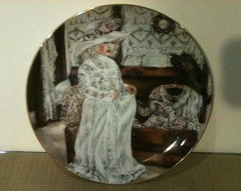 1990 Olivia Collector Plate was 49.99