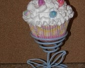 Easter Faux Cupcake