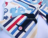 Boys personalised bunting banner photo prop
