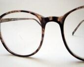 RESERVED for Alina Newton - Tortoise Shell Menswear Eyeglass Frames Mad Men