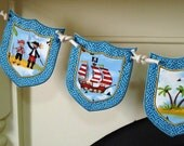 """Shield Banner In The Hoop Banners Machine Embroidery Designs Applique Patterns all done In-The-Hoop in 4 sizes 4"""", 5"""", 6"""" and 7"""""""