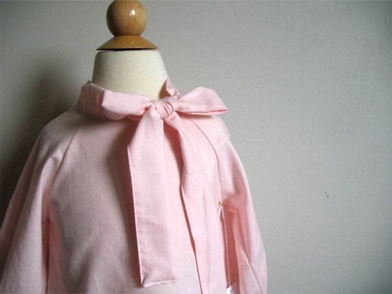 SALE Girly Little Blouse pink 12m ready to ship 1 left