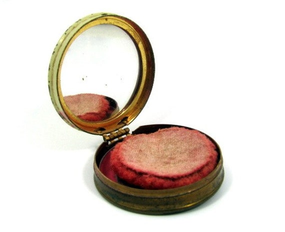 Vintage Compact Dorothy Perkins Rouge