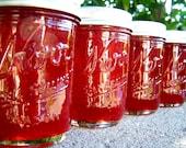 Strawberry Lemon Marmalade- 8 oz Jar