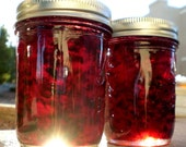 New Black Cherry Jam- 8oz Jar
