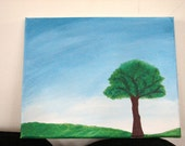 English Landscape Painting 8x10