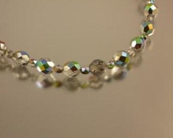 Single Strand Vitrail Necklace