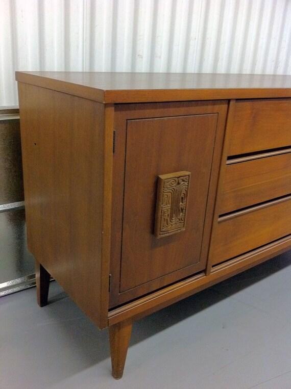 sale mid century bassett furniture credenza by junk2funkbiz