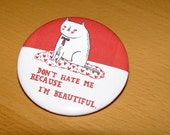 Gemma Correll Cat Magnet For The Fabulous Animal Rescue Project