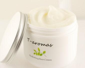 Hydrating Face Cream - super moisturizing daily  facial cream -