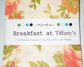 Breakfast at Tiffany's Charm Pack - Moda Fabric