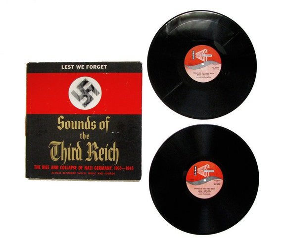 Sounds Of The Third Reich