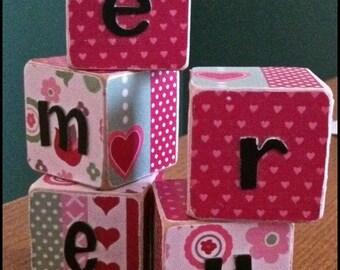 Personalized Name Blocks Nursery Decoration Gifts Kids Name Blocks Photo Prop Newborn Best Of Etsy Baby Pregnancy Photos Name Blocks