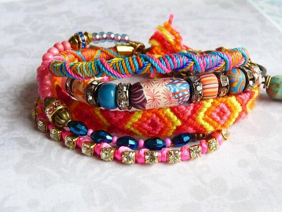 festival bracelet