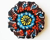 Turkish Ceramic Cup Coaster