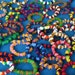Reserved for Cathleen-- Party Pack Set of 20 Balloony Bands Balloon Bracelets