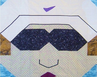 JUST DO IT- Quilt/Wall Hanging - Pattern Only