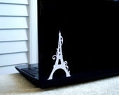 Eiffel Tower - vinyl decal- custom listing for Julie