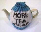 More Tea Vicar Tea Cosy Knitting Pattern