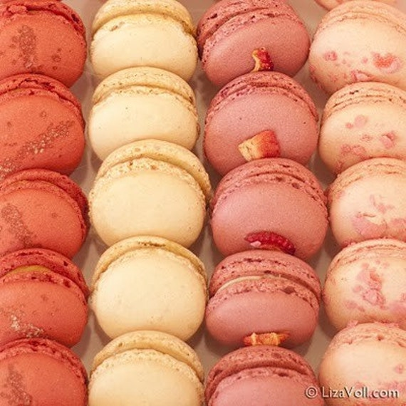 Holiday French Macarons - Gift Box of 12